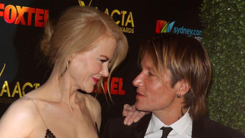 Nicole Kidman und Keith Urban bei einer Preisverleihung in Hollywood