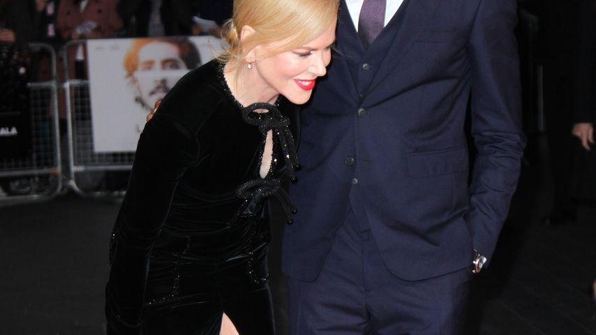 Nicole Kidman und Dev Patel bei der LFF Premiere in London