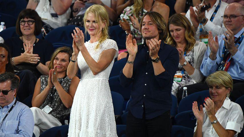 11 Jahre verheiratet: Nicole Kidman & Keith im Ehe-Glück!
