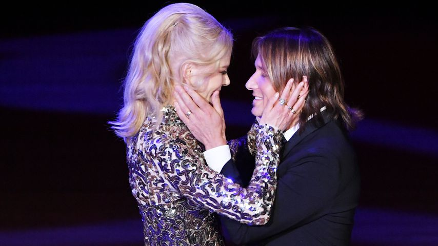 Nicole Kidman und Keith Urban bei der Lincoln Center's American Songbook Gala