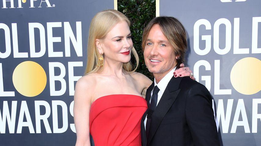 Nicole Kidman und ihr Keith Urban feiern 15. Hochzeitstag