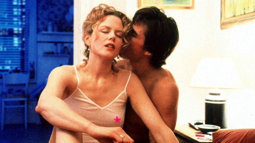 """Nicole Kidman und Tom Cruise im Kultfilm """"Eyes Wide Shut"""" aus dem Jahr 1999"""