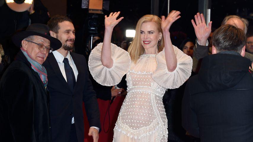 Nicole Kidman und James Franco