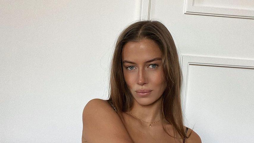 Brad Pitts Freundin Nicole wehrt sich gegen Hasskommentare