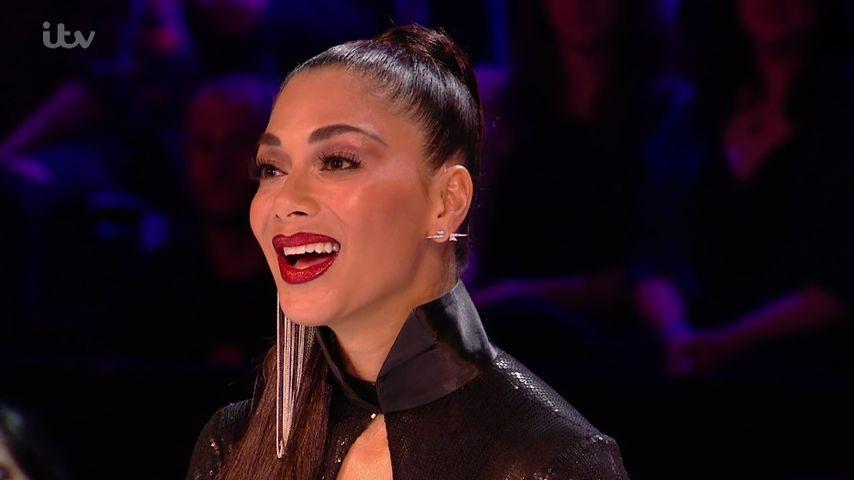 """Nicole Scherzinger beim """"X Factor"""""""