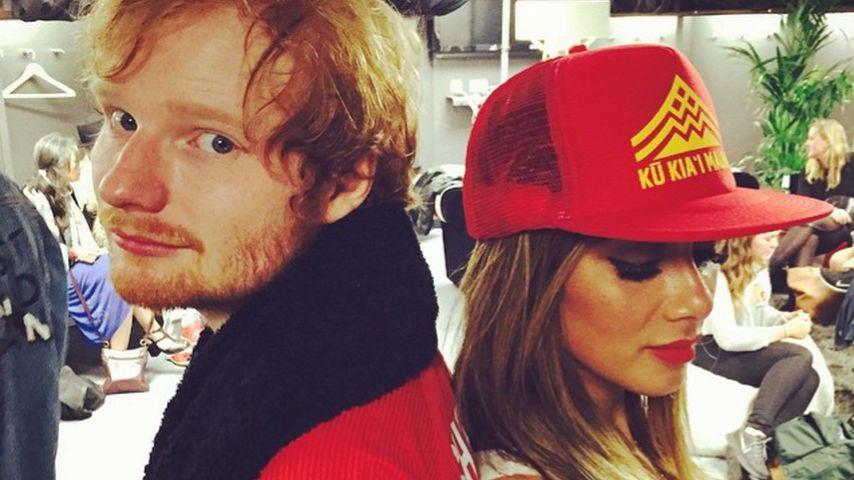 Verliebt? Nicole Scherzinger & Ed Sheeran daten sich