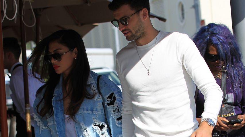Nicole Scherzinger und Grigor Dimitrov