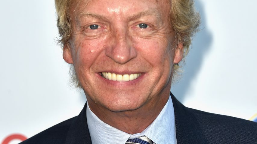 "Nigel Lythgoe, Co-Erfinger und Juror von ""So You Think You Can Dance"""