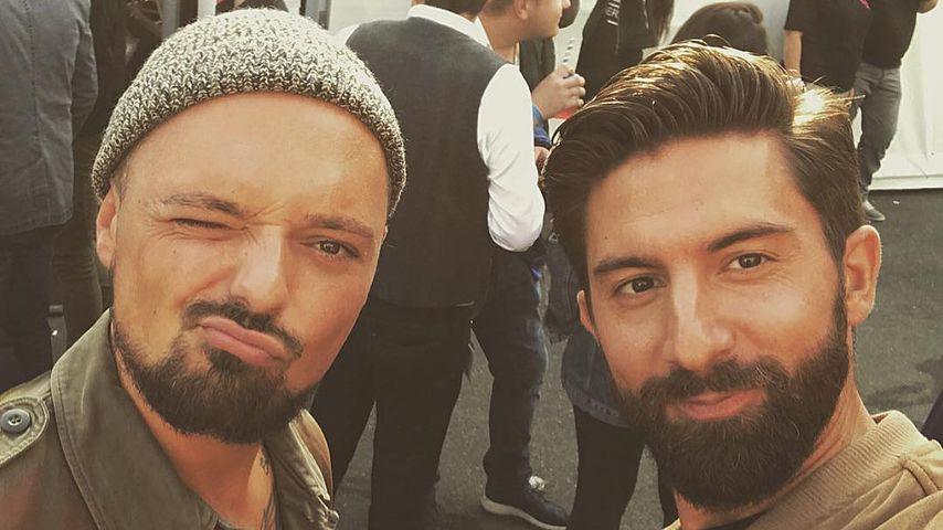 Nik Schröder und Sebastian Fobe