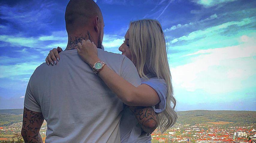 """""""Wirklich fertig"""": So tränenreich war Nik & Jessis Verlobung"""
