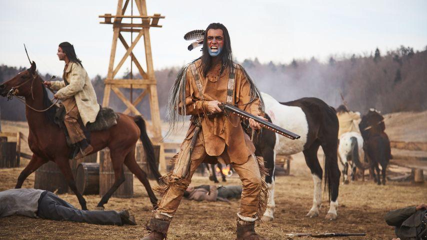 Nik Xhelilaj als Winnetou