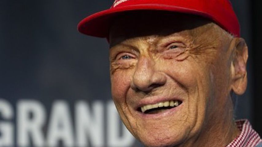 Niki Lauda, Ex-Formel-1-Rennfahrer