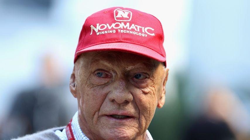 Niki Lauda, Ex-Rennfahrer