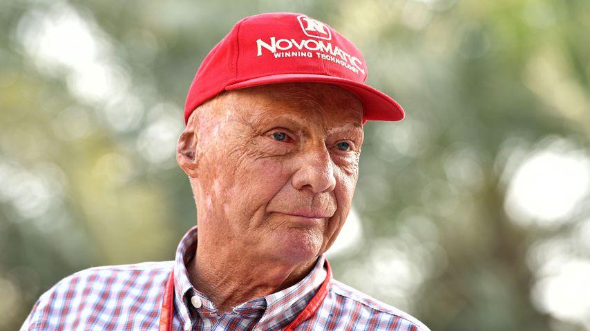 Abschied für Fans: Niki Lauda wird öffentlich aufgebahrt