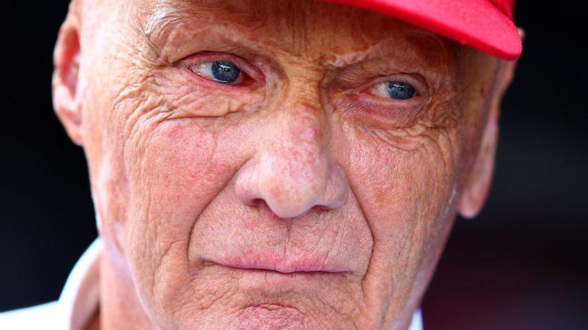 Wo war Vettel? Neue Details zu Niki Laudas Trauerfeier!