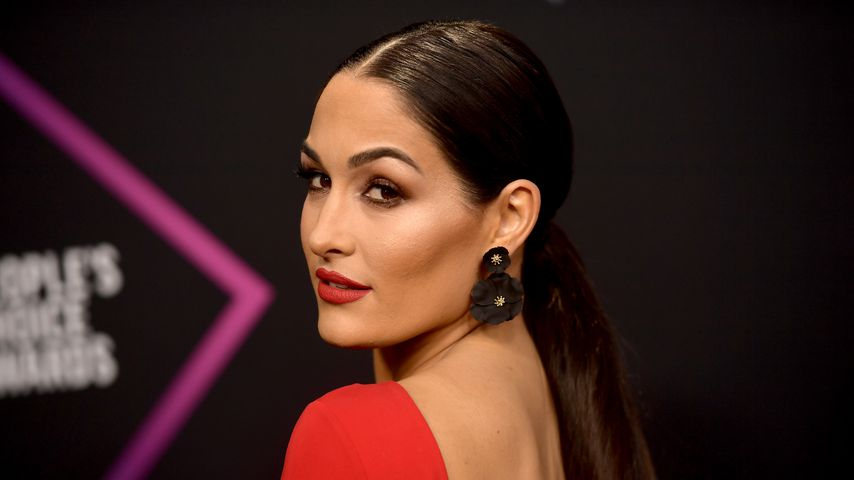 Nikki Bella bei den People's Choice Awards 2018