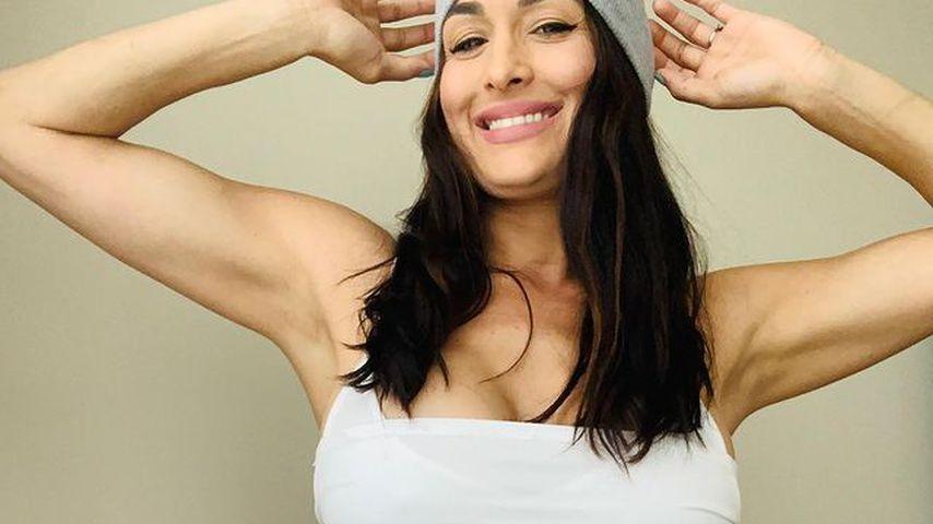 Nikki Bella im März 2021