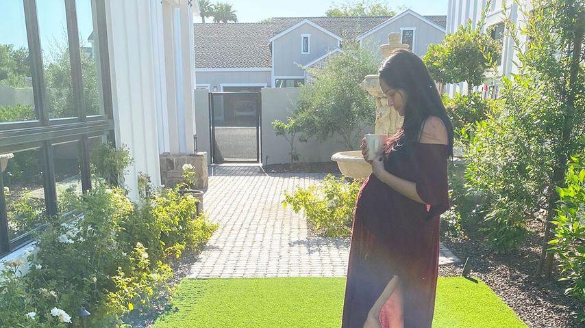 Nikki Bella in der 29. Schwangerschaftswoche