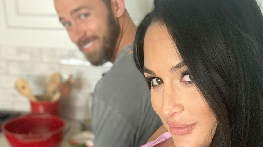 Nikki Bella und ihr Artem