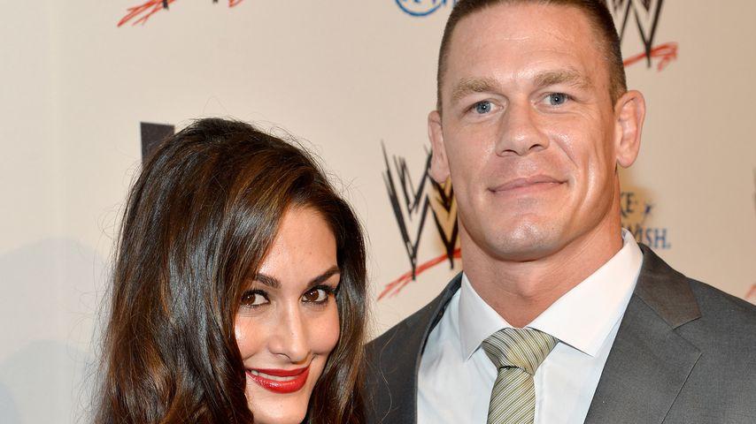 Cena und Bella geben sich den Laufpass