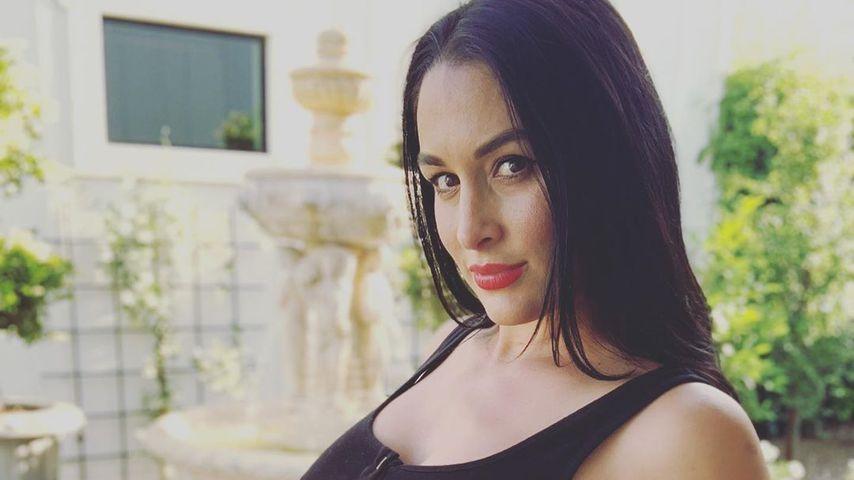 Nikki Bella im Mai 2020