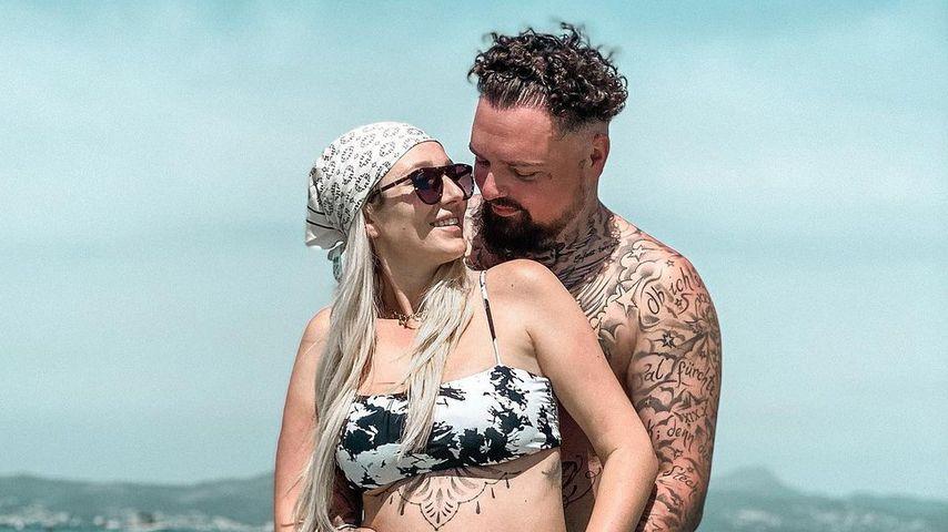 Jessica y Niklas Schroeder, estrellas de televisión
