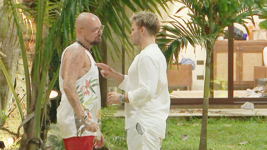 """Niklas Schröder und Johannes Haller bei """"Bachelor in Paradise"""""""