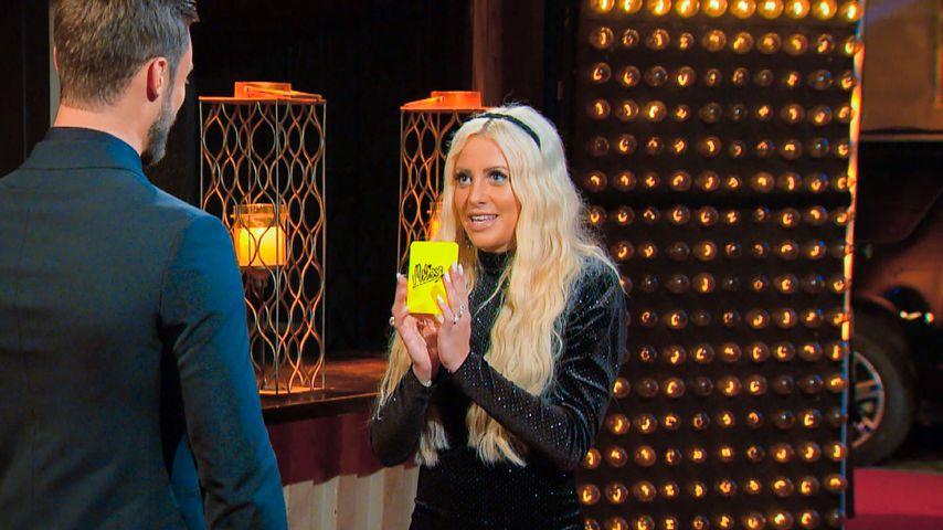 """Niko Griesert und Melissa Lindner bei """"Der Bachelor"""""""