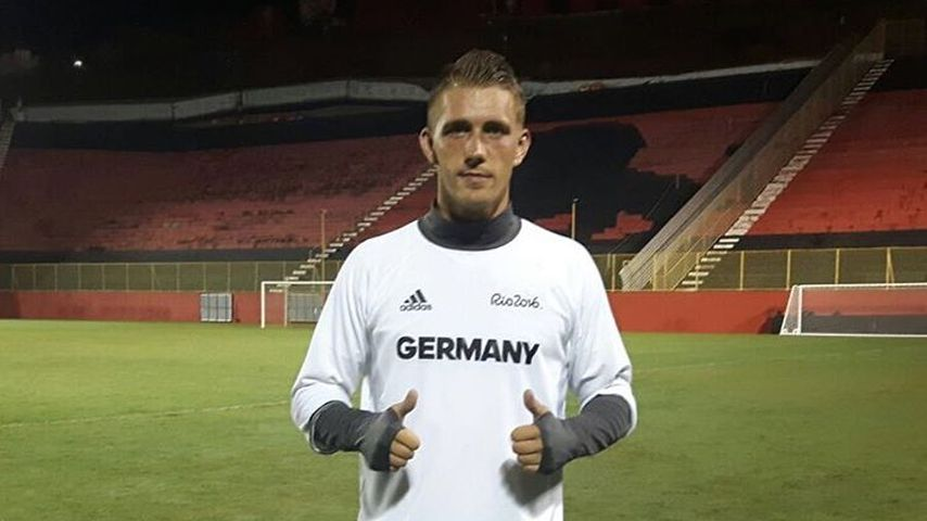 Fußballer Nils Petersen in Salvador