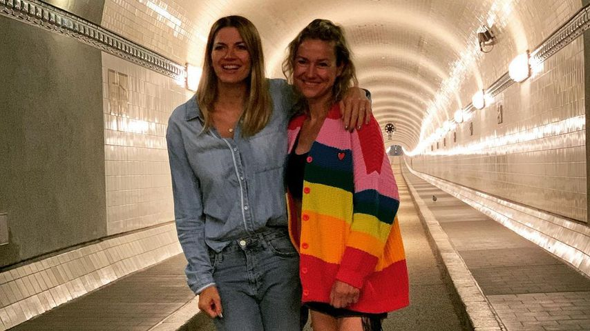 Nina Bott und Rhea Harder, 2021