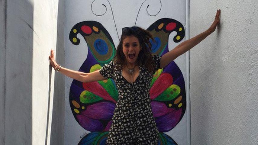 "Butterfly! So frei ist Nina Dobrev nach ""Vampire Diaries"""