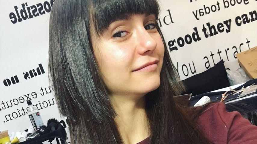 Bye Bye Kurze Haare Nina Dobrev Hat Es Schon Wieder Getan