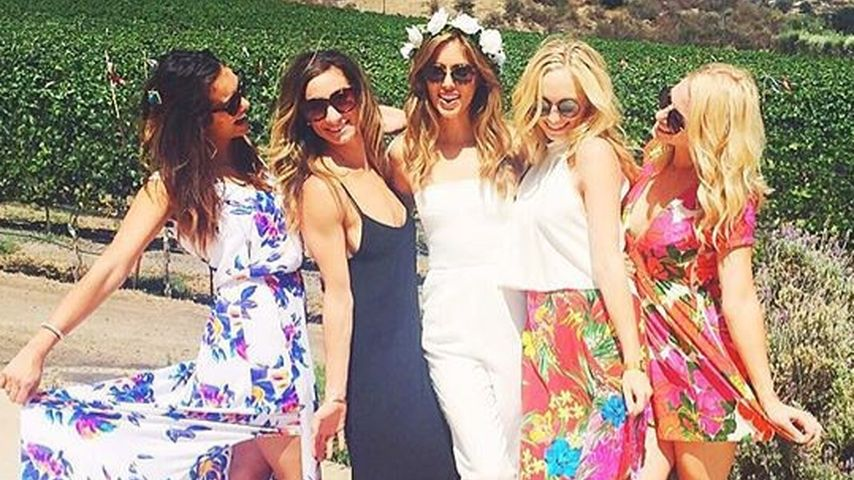 "Bachelorette-Party: Nina Dobrevs ""Vampire Diaries""-Reunion"