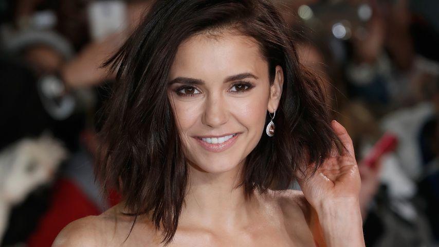 Tschüss, Wallemähne! Nina Dobrev verblüfft mit kurzen Haaren