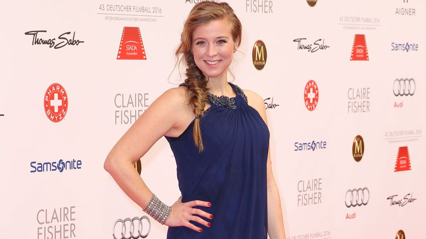 """Nina Eichinger bei der """"Movie Meets Media""""-Party"""