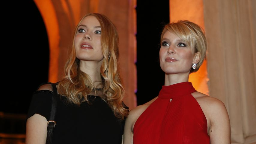 Nina und Kim Hnizdo, Models