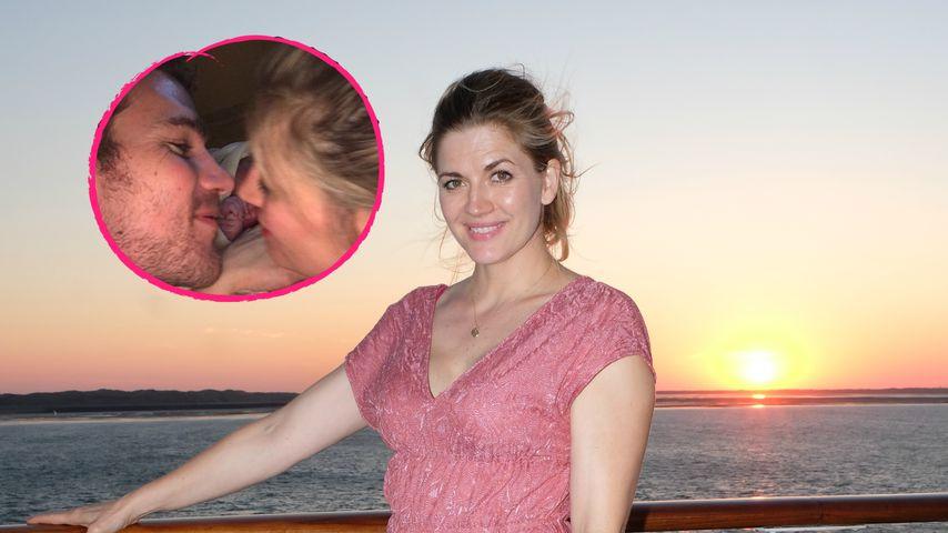 Per Wassergeburt: Nina Bott bringt drittes Kind zur Welt!