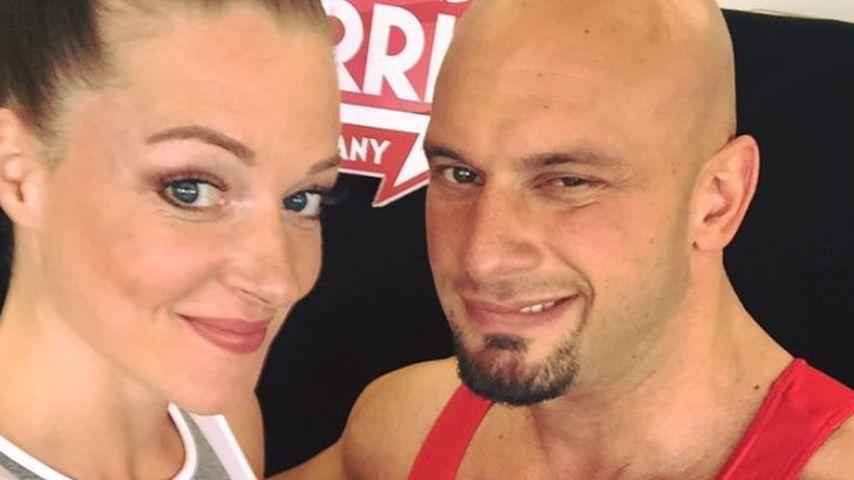 """""""Ninja Warrior Germany""""-Kandidaten Nena Buddemeier und Koray Cengiz - The Machine"""