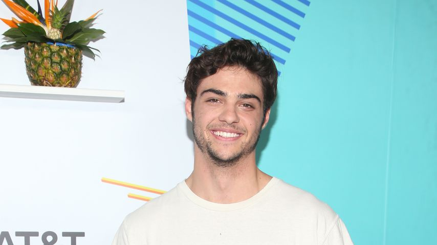 """To All the Boys I've Loved Before""-Star Noah Centineo, Juli 2018"