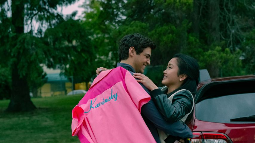 """Noah Centineo und Lana Condor in  """"To All the Boys: Always and Forever"""""""