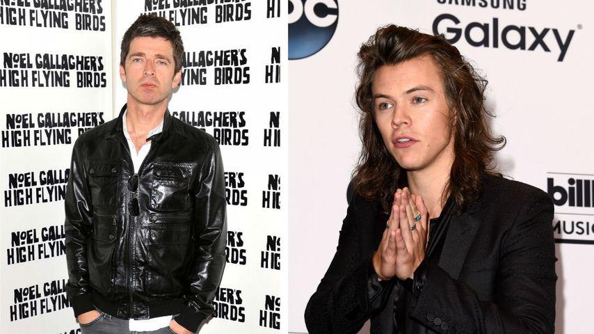 Mega-Diss! Noel Gallagher lästert über One Direction