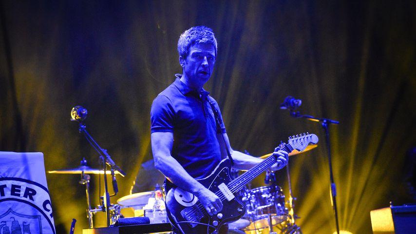Noel Gallagher in Nashville, Tennessee, im Jahr 2018