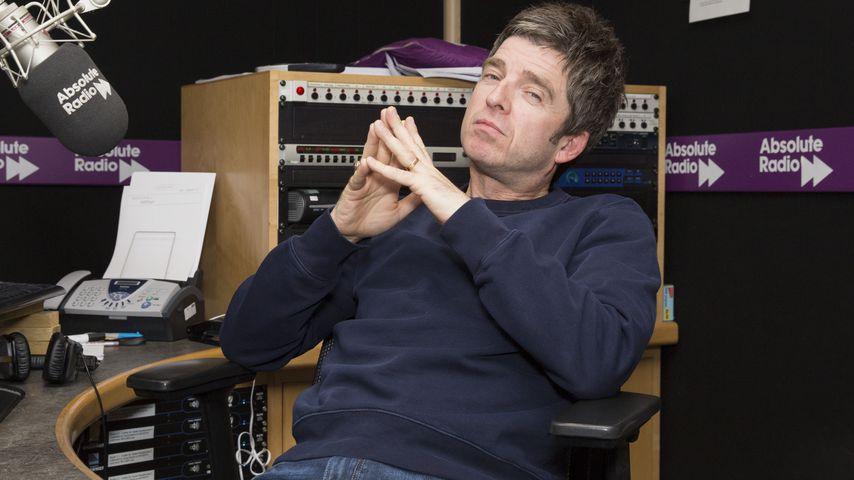 Noel Gallagher, Februar 2011