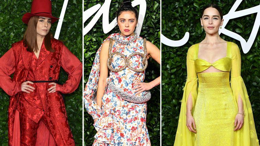 Das waren die krassesten Looks der British Fashion Awards