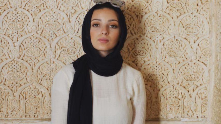 Noor Tagouri in Alhambra