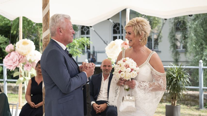Ehering wiedergefunden: Wiebke überrascht Norbert in Dessous