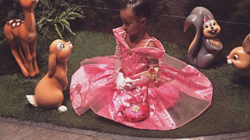 Spaß mit Bambi & Co.: North West feiert Disney-Geburtstag