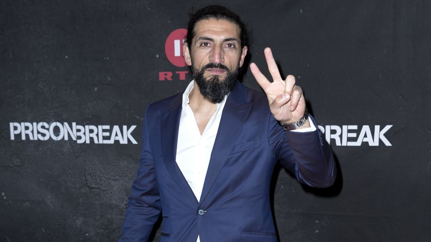"Mit ""Prison Break""-Stars am Set: Numan Acar fand's krass!"