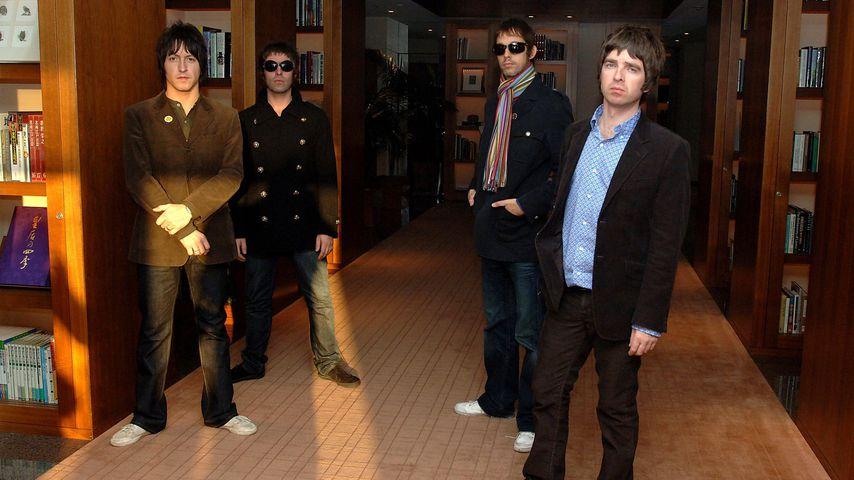 "Fünfmal ""Best Song Ever"": Oasis räumen in UK so richtig ab!"