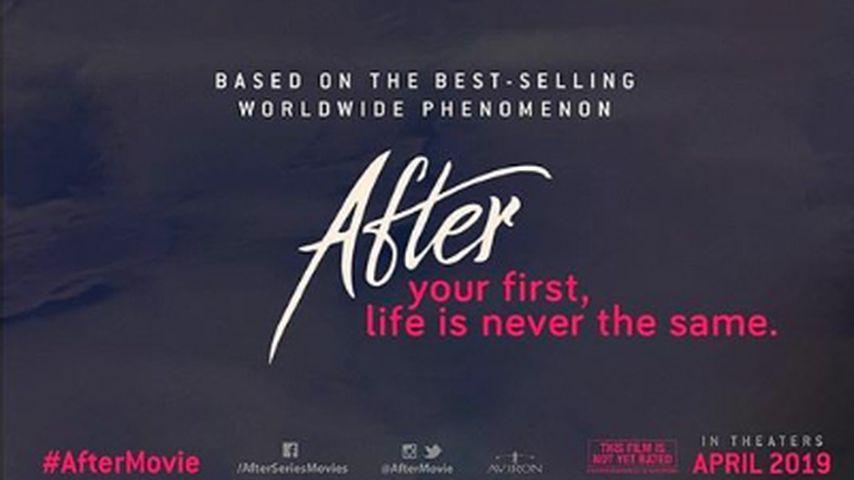 """Das offizielle """"After""""-Filmplakat"""